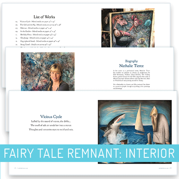 Fairy Tale Remnant: Interior Design