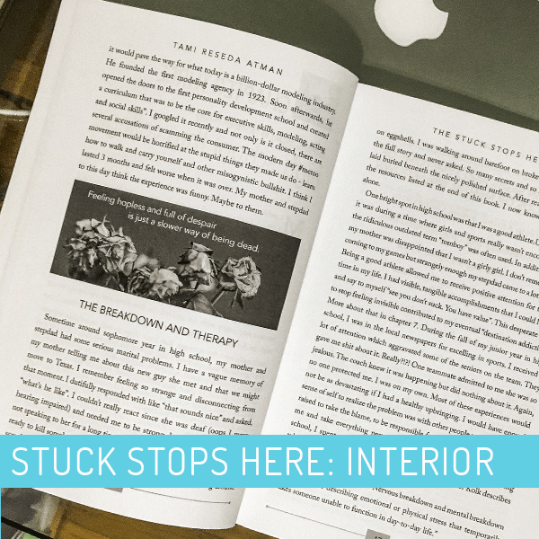 The Stuck Stops Here: Interior