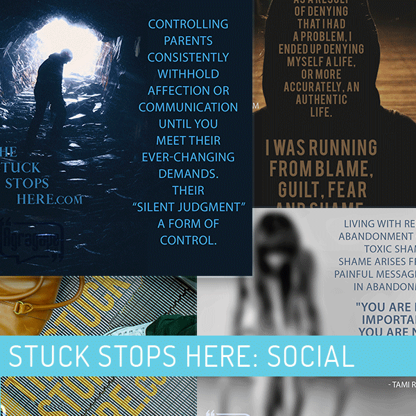 The Stuck Stops Here: Social