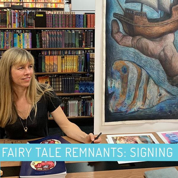 Fairy Tale Remnants: Marketing