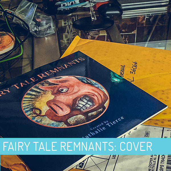 Fairy Tale Remnant: Cover